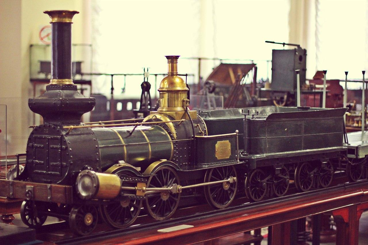 Центральный музей железнодорожного транспорта Санкт-Петербург